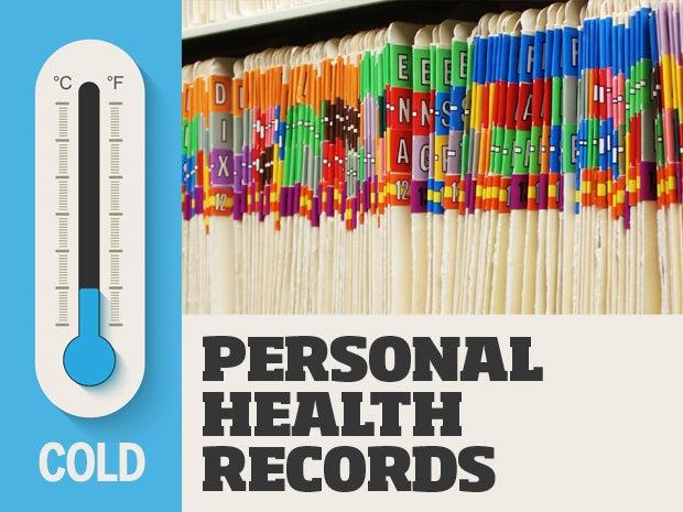 Cold: Personal Health Records