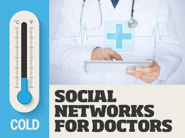 Cold: Social Networks for Doctors