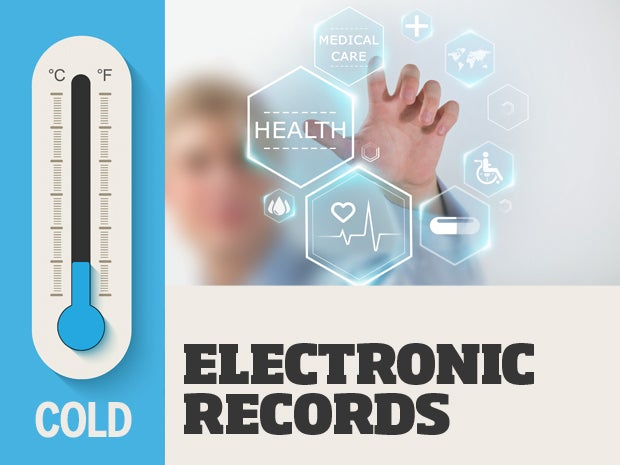 Cold: Electronic Health Records
