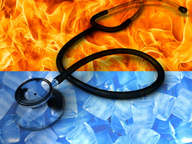 What\'s Hot, Not in Healthcare IT Startups