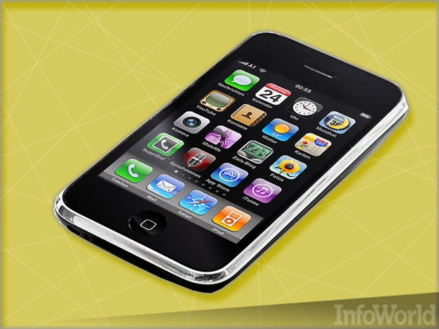 iPhone: The end of the cell phone, the beginning of mobile computing