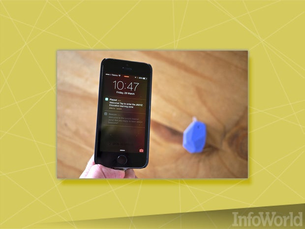 iBeacons: Contextual technology for the real world