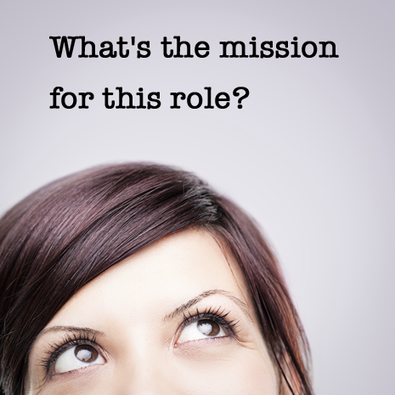 What\'s the mission for this role?