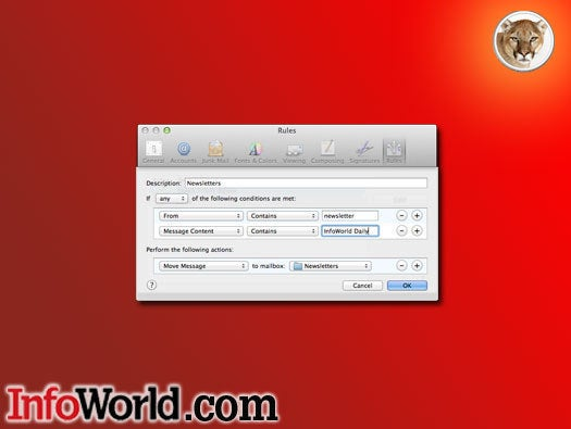 OS X Mountain Lion iCloud account syncing