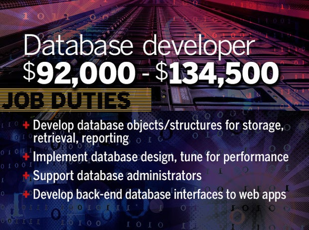 Database developer