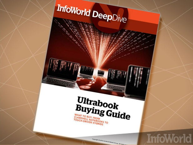 InfoWorld's buying guide to Windows 8 PCs and tablets