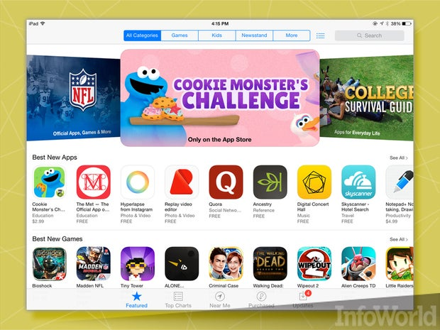 App Store: A digital store for a digital world