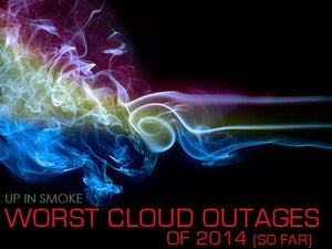 The worst cloud outages of 2014 (so far)