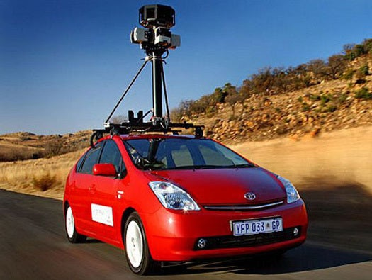 Google's Self-Driving Car Licensed to Drive