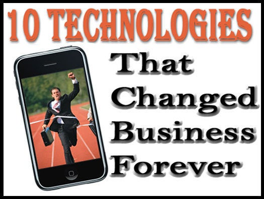 Technology that changed business, iPhone