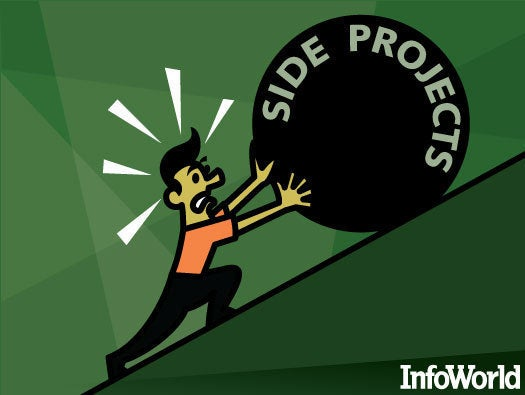 Developer torture No. 19: Side projects