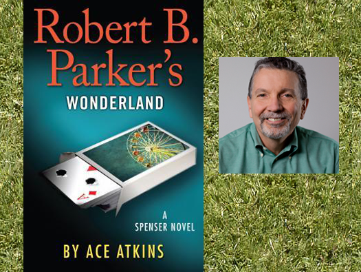 Robert B. Parker's Wonderland book cover