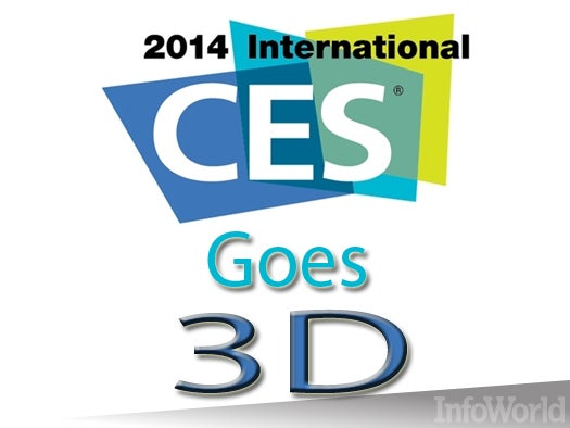 3D printing takes center stage at CES