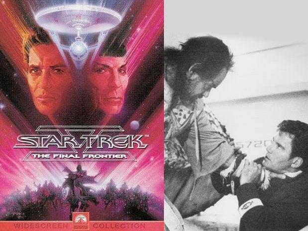 'Star Trek 5: The Final Frontier'