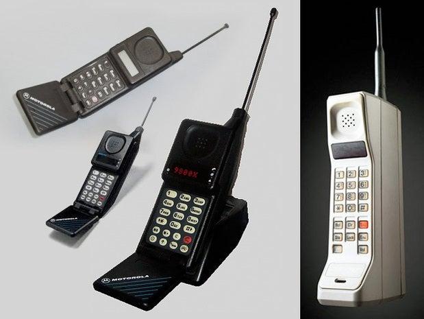 Motorola's mini MicroTAC