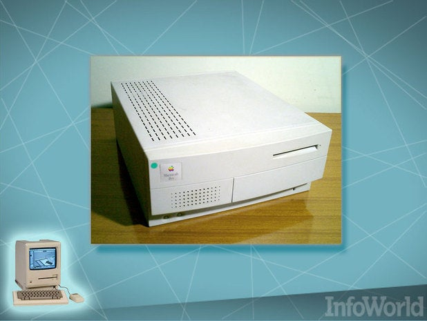 Macintosh: The CD-ROM drive