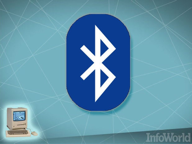 Macintosh: Bluetooth