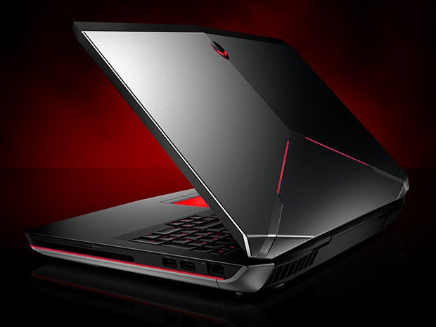A mighty gaming laptop