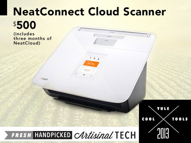 NeatConnect Cloud Scanner