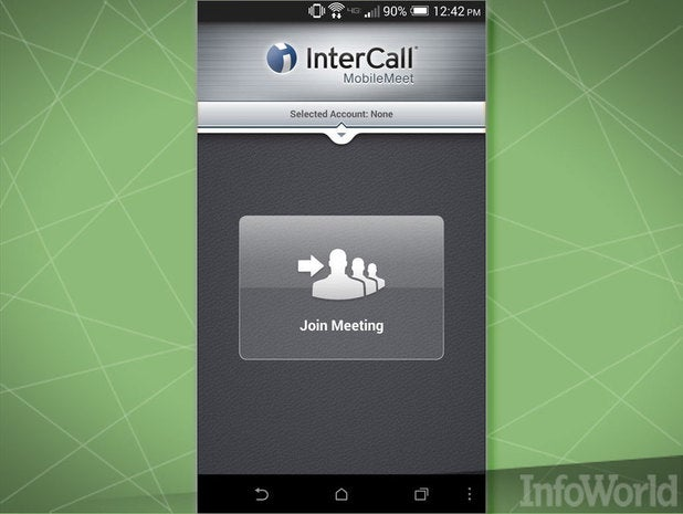 Conference calling: MobileMeet