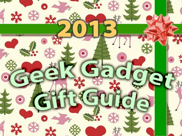 InfoWorld 2013 geek gadget gift guide
