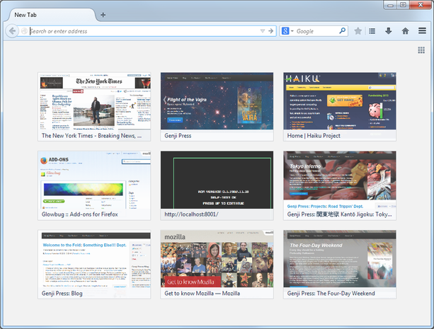 Get ready for Australis, Firefox's new face