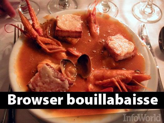 Browser bouillabaisse