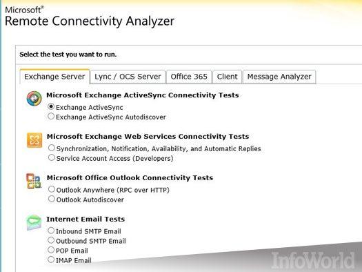 Microsoft Exchange Server Deployment Assistant