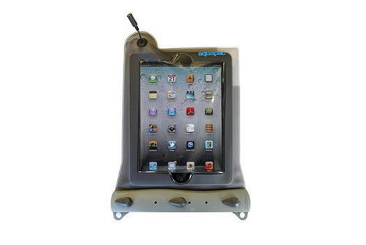 AquaPac Waterproof Case for iPad