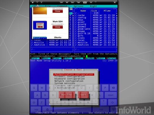 iSSH – SSH / VNC Console