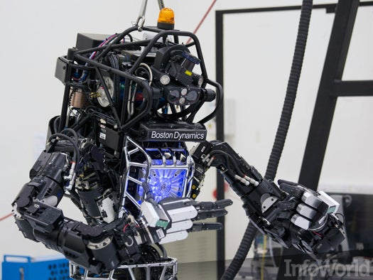 Google's robot ambitions will be revealed