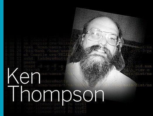 Ken Thompson