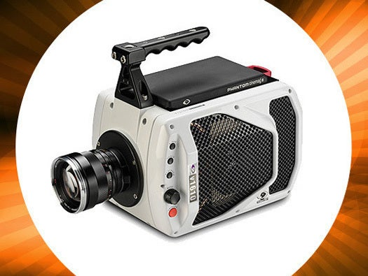 Vision Research Phantom v1610 Digital High-Speed Camera