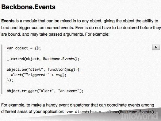 9. Backbone.js