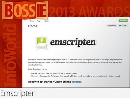 Bossie Awards 2013: The best open source application