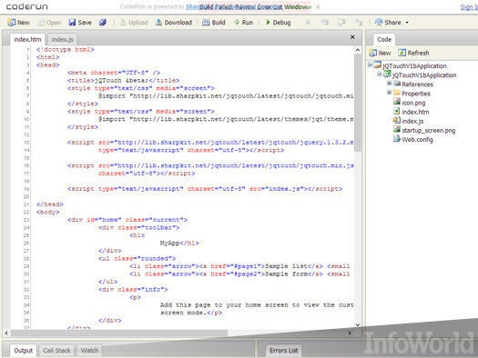 10 cloud IDEs let you ditch the desktop | InfoWorld