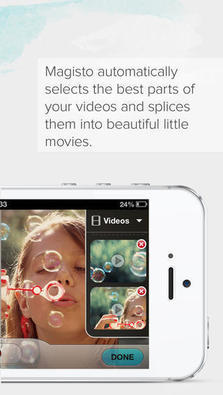Magisto: Instant video editing for consumers