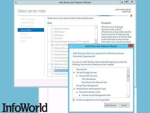10 excellent new features in Windows Server 2012 R2 | InfoWorld