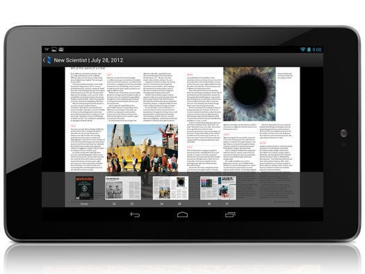 Zinio for Android Tablets
