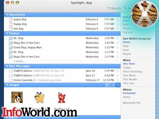 Mac OS X Tiger (10.4)