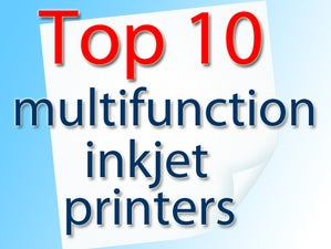 Top 10 inkjet multifunction printers