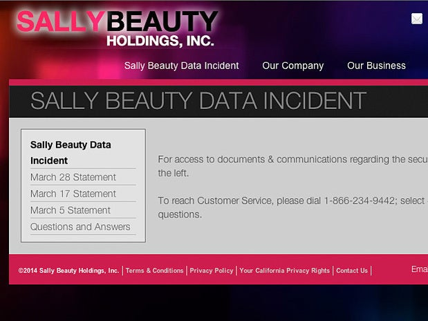 ISally Beauty Holdings