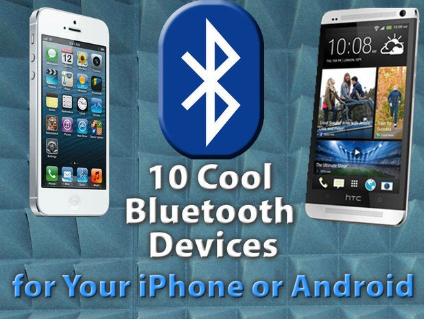 Bluetooth hardware for iPhone and Android