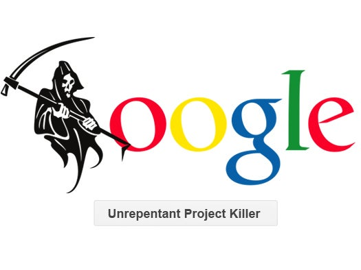 Google grim reaper: 18 months of killed projects | InfoWorld