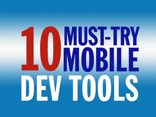 10 heavy-duty tools for mobile app development