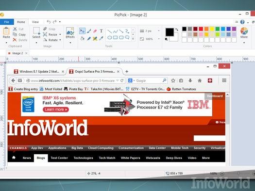 Top free desktop productivity tool: PicPick