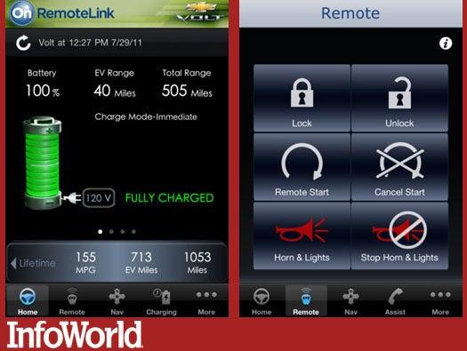 Car app development opportunity: GM OnStar API