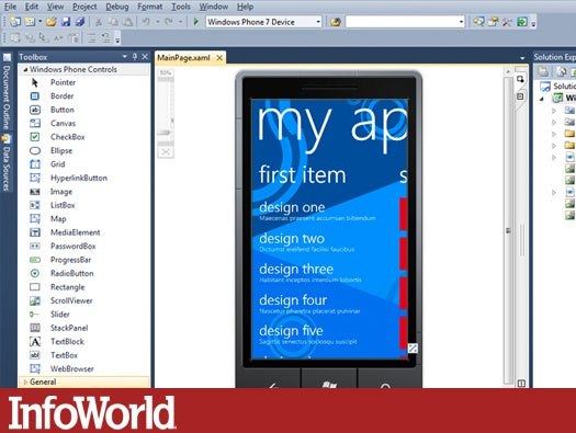 Microsoft Windows Phone SDK Tools