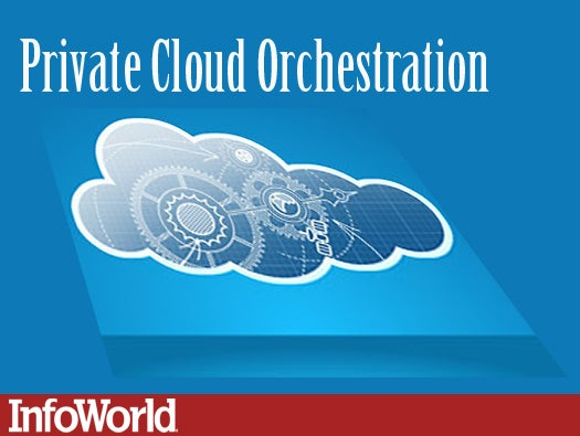 Private cloud orchestration