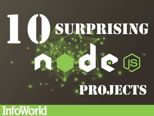 Node.js: More than websites